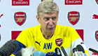 Wenger delivers latest Arsenal injury update ahead of Anderlecht clash