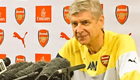 Wenger warns Everton to expect 'strong' response