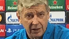 Wenger: Chelsea are Premier League champions