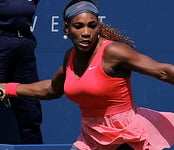 US Open 2014: Serena Williams praises 'amazing' Taylor Townsend
