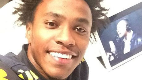 Photo: Find out why Chelsea's Willian is so happy on Instagram