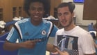 Willian and Hazard issue Chelsea rallying cry