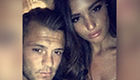 Photos: Arsenal star Jack Wilshere treats girlfriend to dinner in Mayfair