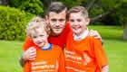 Wilshere becomes Muscular Dystrophy UK ambassador