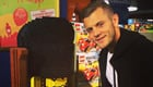 PHOTO: Wilshere gets over defeat with toy shop trip