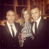 Wilshere lends support to Muscular Dystrophy UK
