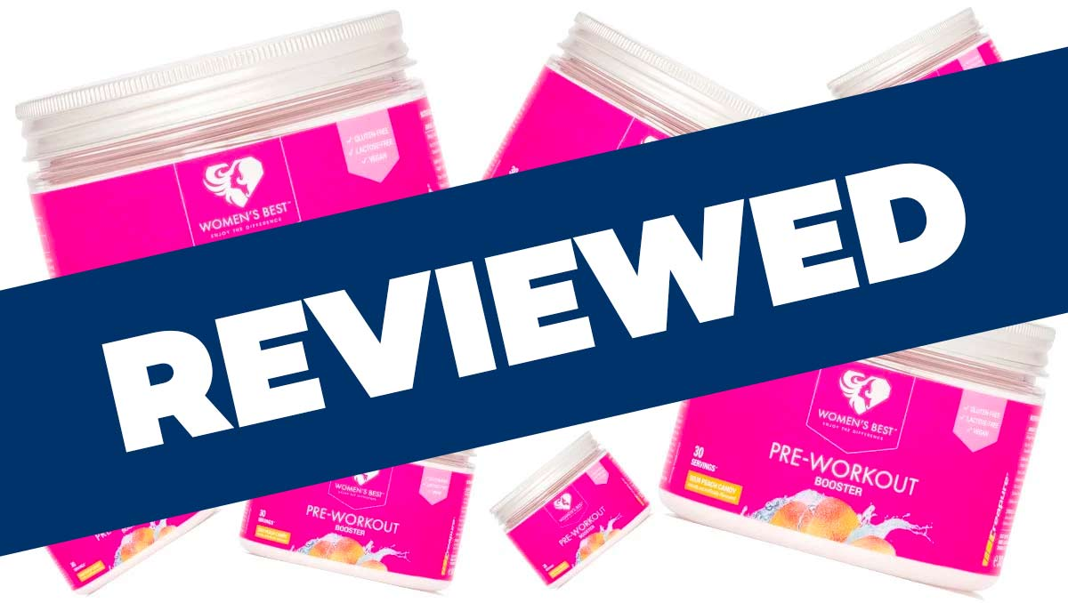 Women's Best Pre Workout Booster Review