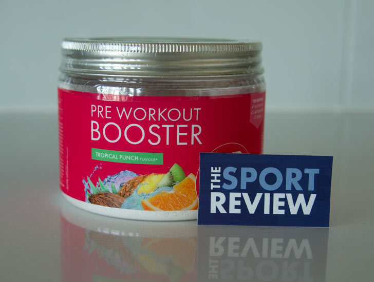 Women's Best Pre Workout Booster