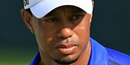 Masters 2013: Tiger Woods frustrated after misfortune halts Major bid