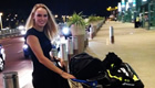 Caroline Wozniacki marathon: Andy Murray, Kim Clijsters tweet support