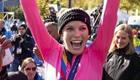 PHOTOS: Wozniacki completes New York marathon