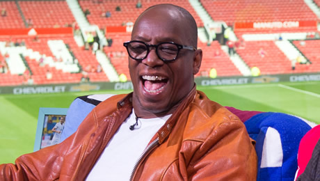 Ian Wright claims Man United in a strong position in David De Gea talks