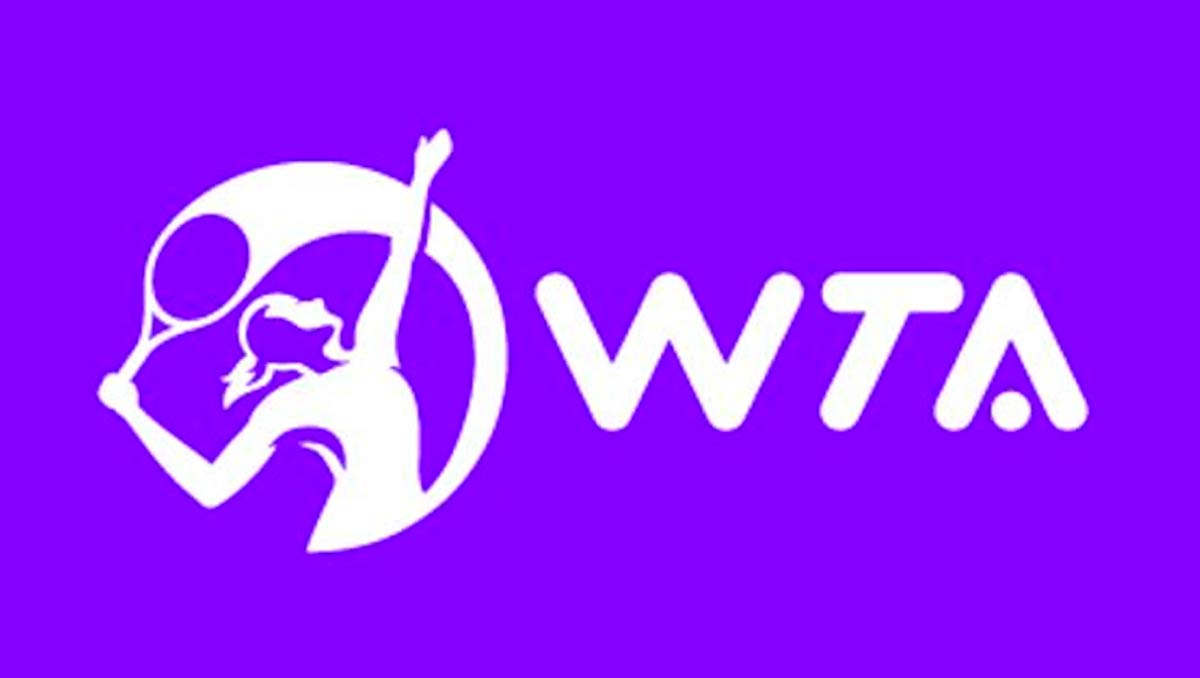 The new WTA logo (Photo: WTA Tour)