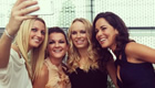 Photo: Ana Ivanovic and Caroline Wozniacki squeeze into selfie