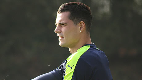 Granit Xhaka: This Arsenal player is the best I've ever seen