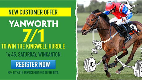 Kingwell Hurdle, Ascot Chase enhanced odds: Get 7/1 on Yanworth, 6/1 on Cue Card
