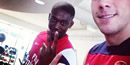 Yaya Sanogo reveals delight at Abou Diaby's Arsenal comeback