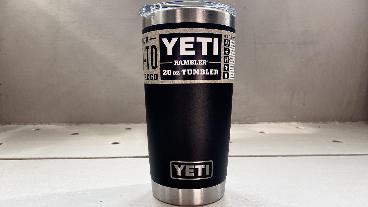 Yeti Rambler Tumbler (Photo: The Sport Review)