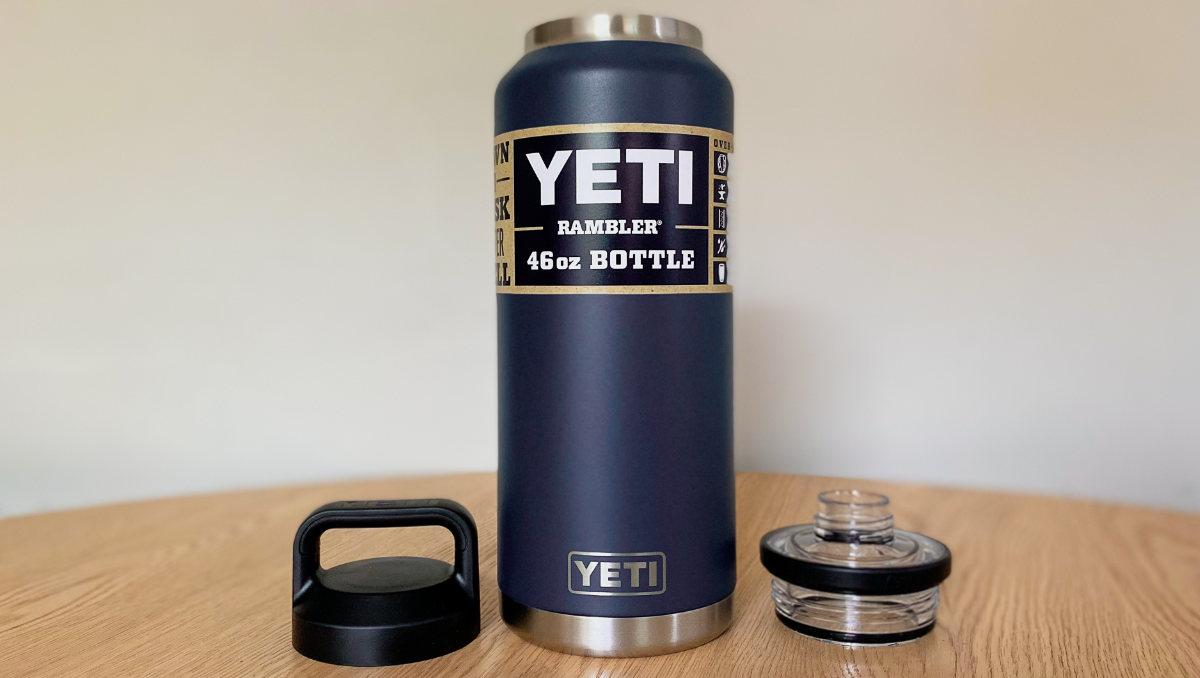 Yeti Rambler Bottle (Photo: The Sport Review)