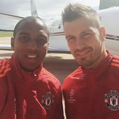 Young and Schneiderlin jet off to France