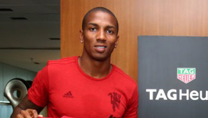 Ashley Young states his prediction for Man United v West Brom