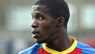 Zaha hopeful of Man Utd future