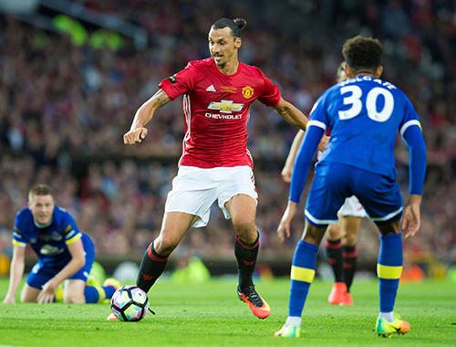Updated timetable for Man United striker Zlatan Ibrahimovic's return