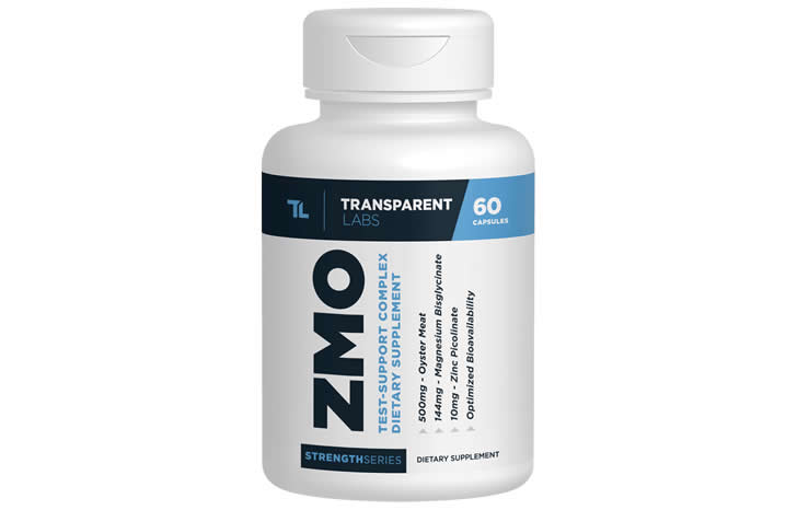 Transparent Labs StrengthSeries ZMO