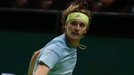 Youth has its day, as Alexander Zverev and Stefanos Tsitsipas set Washington SF showdown