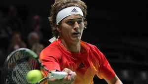 Rotterdam 2016: Teenage star Sascha Zverev makes 'good beginning' over Pospisil